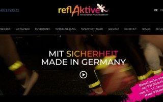 reflAktive Homepage 320x202 - reflAktive: Runderneuerter Auftritt