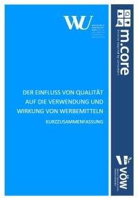 voew studie2018 - VÖW: Studie zur Qualität von Werbeartikeln