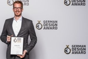 alfi German Design Award 300x202 - German Design Award 2018 für alfi