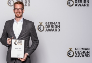 German Design Award 2018 für alfi