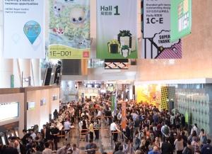 hktdc18 1 - Hong Kong Gifts & Premium Fair: Neuheitenschau mit Potenzial