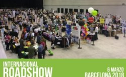 Road Show Barcelona: Produktschau im März