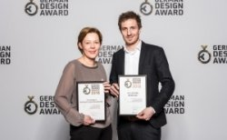 Zwei German Design Awards für Trik
