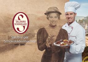 Salzburg Schokolade feiert 120-jähriges-Jubiläum