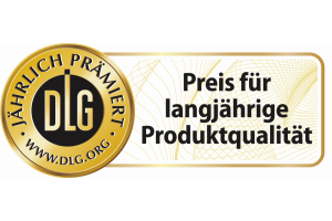 DLG PLP 4C - Kalfany Süße Werbung erneut DLG-prämiert