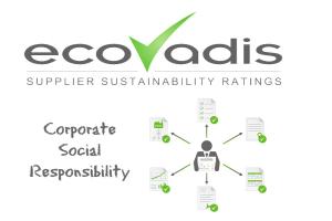 EcoVadis - cyber-Wear: Gute Noten bei EcoVadis