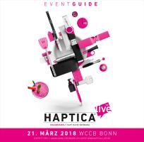 HL18 EG Umschlag 3 - HAPTICA® live '18: Der Countdown läuft