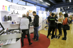 Hallbauer 15 - Hallbauer Werbeartikelmesse: Heimspiel in Leipzig