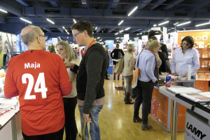 Hallbauer Werbeartikelmesse: Heimspiel in Leipzig