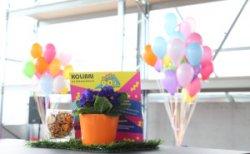 Kolibri-Hausmesse: Neon 90's