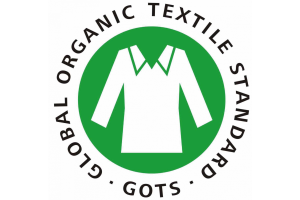 Logo GOTS - GOTS: Über 5.000 Zertifizierungen