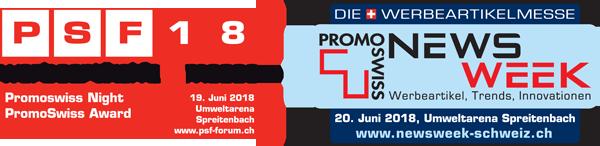 Newsweek PSF 2018 Logos M - Promoswiss: Newsweek Schweiz & PSF Forum