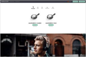 Website tc vorschau - Tradeconthor: Neuer Online-Konfigurator