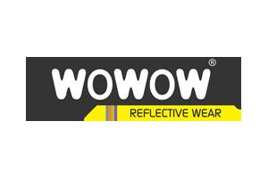 Wowow Reflective Wear Color - ReflAktive und wowow kooperieren