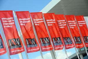 27. IAW: Besucher- und Ausstellerrückgang