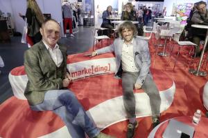 markedingSchweiz13 - marke|ding| Schweiz: Buchstäblich ein voller Erfolg