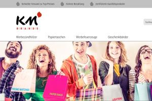 KM Zuendholz Werbeartikel 300x200 - KM Zündholz mit neuer Internetpräsenz
