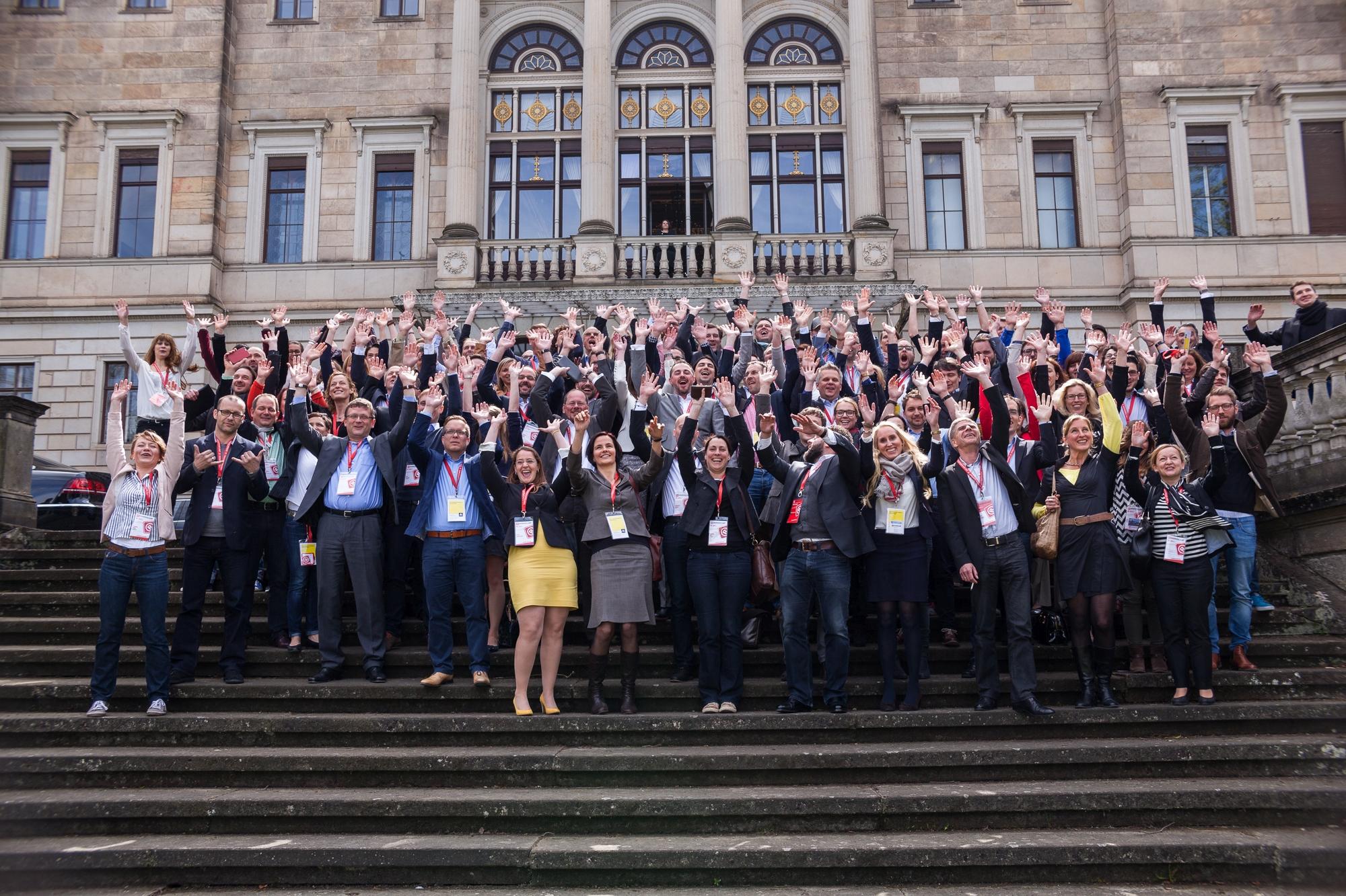 Markencamp 2018: Networking-Event für Markenmacher