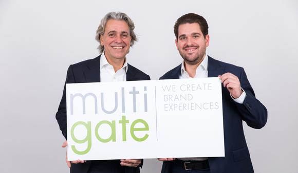 """Multigate GF Werner u Daniel Keltscha - """"Wir schaffen Erfahrungswelten rund um hochwertige Marken"""""""