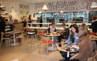 moleskinecafe hamburg 320x202 - Moleskine: Pressefrühstück in neuem Hamburger Café