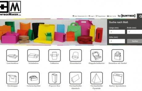 Buntbox: Neue Website für den Werbeartikelhandel
