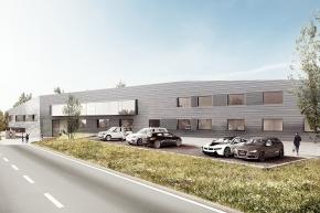 fare richtfest3 - Fare: Richtfest für neues Gebäude