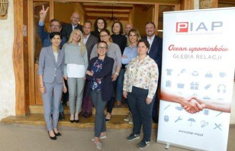PIAP: Neuer Vorstand