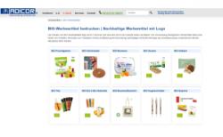 Adicor: Webshop-Erweiterung