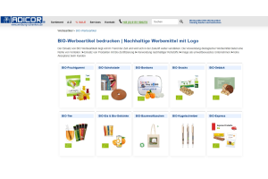 Adicor Screenshot - Adicor: Webshop-Erweiterung