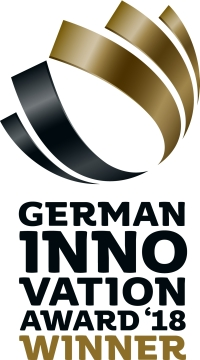 GermanInnovationAwardLogo18 - German Innovation Award für Karl Knauer