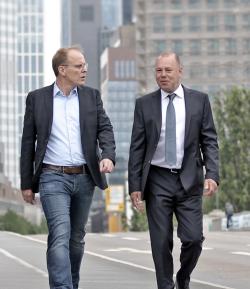 KlausHoffmann JoergSonnenschein - Giroxx: Einsparpotenzial bei Auslandsüberweisungen