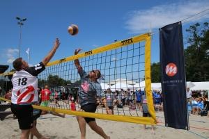 Cybergroup BeachCup 2018: Das Sommerfest der Branche