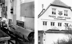 Jung Bonbonfabrik: Umfirmierung