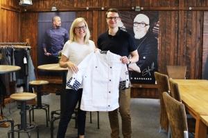 Karlowsky Fashion: Kleiderspende für Lebenshilfe