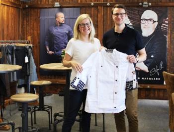 karlowsky spende 350 - Karlowsky Fashion: Kleiderspende für Lebenshilfe
