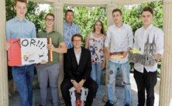 Karl Knauer: Azubi-Projekt ausgezeichnet