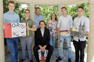 knauer azubiprojekt v - Karl Knauer: Azubi-Projekt ausgezeichnet