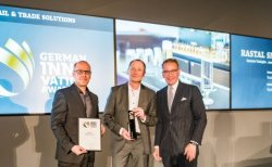 German Innovation Award für Rastal