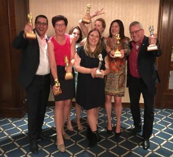 sti popai - STI Group: Siebenfach ausgezeichnet