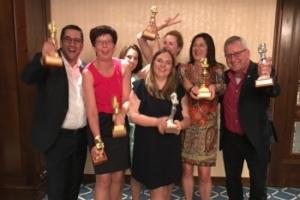 STI Group: Siebenfach ausgezeichnet