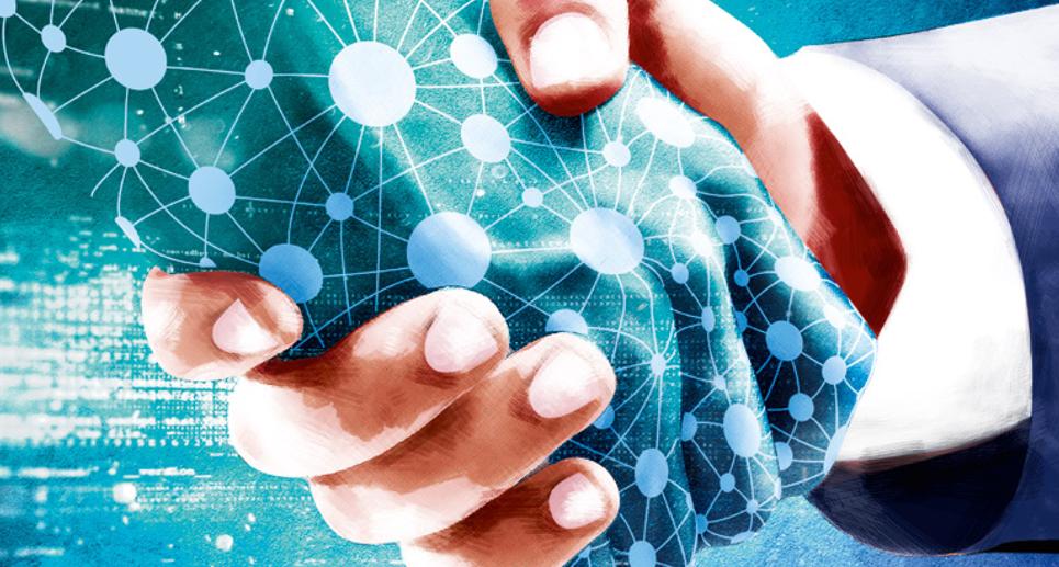 wn374 digi slider - Digitalisierung: Shakehands mit der Zukunft
