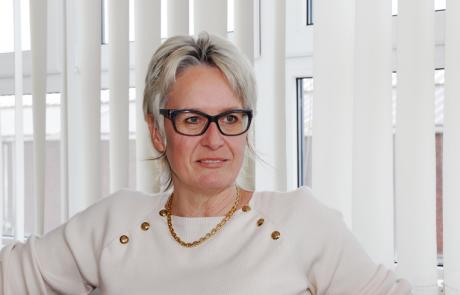 """Petra Dzialoschewski: """"Von nichts kommt nichts"""""""