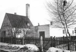 "1952 Muenchen Allach - Kalfany Süße Werbung: ""Kalfany"" wird 70"