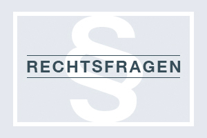 Rechtsfragen Vorschaubild - Schutzrechtsverletzungen: Leichtere Verfolgung über die Kontoauskunft