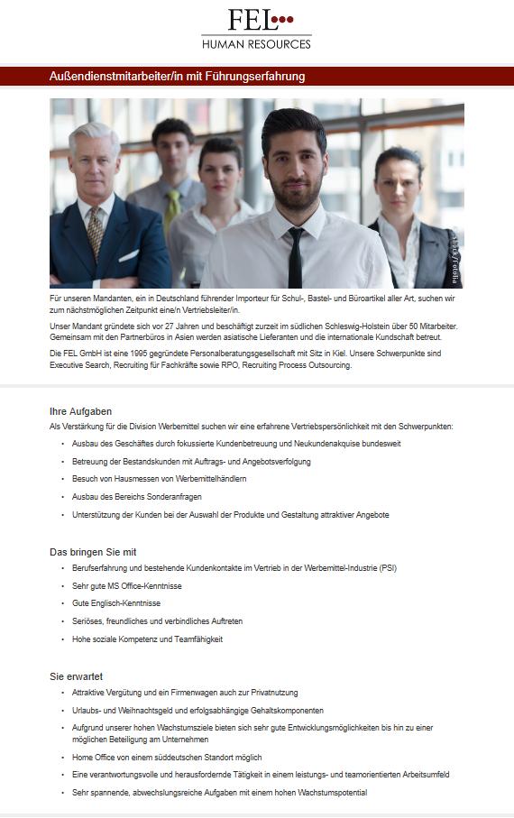 2018 08 01 10 08 36 Start - Außendienstmitarbeiter/in mit Führungserfahrung