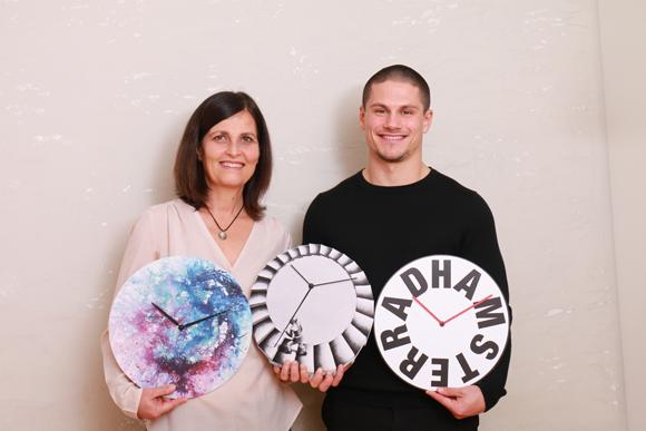 Anita Horn Lingk und Sohn O - Wertart: Trifft den Nerv der Zeit