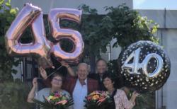 Spranz ehrt langjährige Mitarbeiterinnen
