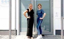 Neue Mitarbeiterinnen bei cyber-Wear