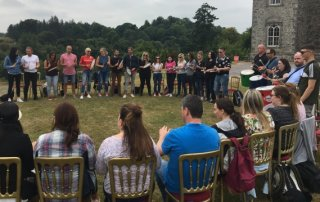 goldstar teambuilding 320x202 - Goldstar: Teambuilding in Slane Castle