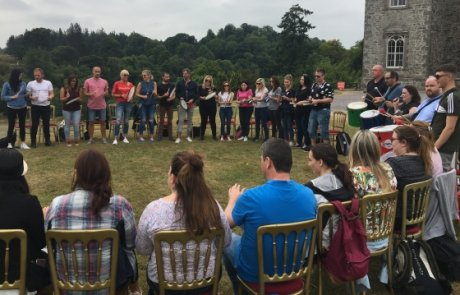 Goldstar: Teambuilding in Slane Castle